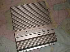 OLD SCHOOL KENWOOD KAC-823 AMP - SOUND QUALITY!!  RARE JAPAN MADE!!  VERY NICE!!