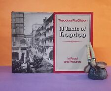 T FitzGibbon: A Taste Of London In Food & Pictures/history/food & recipes/HBDJ