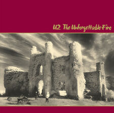 U2 - THE UNFORGETTABLE FIRE - CD SIGILLATO
