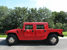 Hummer : H1 4dr Hard Top