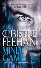 Mind Game (GhostWalkers, Book 2) Feehan, Christine Mass Market Paperback