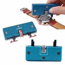 Stunning Rectangle Watch Back Case Cover Opener Remover Wrench Repair Kit Tool Y