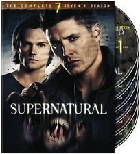 Supernatural: The Complete Seventh Season [6 Discs] DVD Region 1