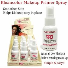 NEW! Makeup Primer Spray - Lightweight, Helps makeup stay in place *Kleancolor