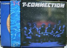 3 VINYL RECORD ALBUM SOUL FUNK LP T-CONNECTION EVERYTHING IS GOOD PURE & NATURAL