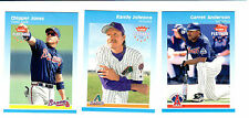 """2002 Fleer """"PLATINUM"""" set.  Cards #1 thu 302 with all SPs."""