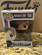 IN STOCK! Resident Evil Leon Funko Pop! Vinyl Figure