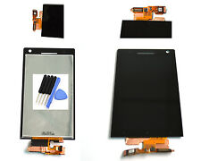 For Sony Xperia S LT26 LT26i LCD Screen Display + Touch Digitizer Assembly Black