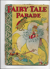 "FAIRY TALE PARADE #4  [1943 PR]  ""THE LOST PRINCE"""