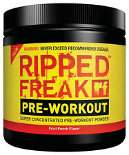 PharmaFreak Ripped Freak 200g Super Concentrated Pre Workout Powder 45 Servings
