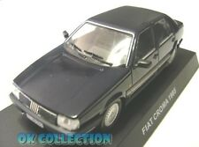 1:43 Carabinieri / Police - FIAT CROMA - 1985 _dark blue color (77)