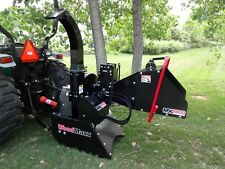 WOODMAXX  MX-8800 PTO Wood Chipper w/Hydro-Static In-Feed