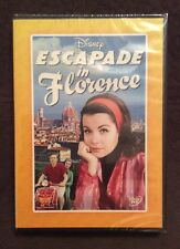 NEW Escapade in Florence DVD*Disney*Annette Funicello*Tommy Kirk*Family Classic*