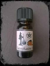Samhain magical oil, anointing, witch, pagan, Wicca, Halloween, All Hallows 10ml