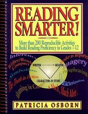 Reading Smarter!: More than 200 Reproducible Activities to Build Reading Profic