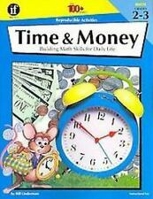 The 100+ Series Time & Money, Grades 2-3: Building Math Skills for Daily Life