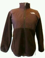 The North Face Denali Fleece Polartec Brown Jacket Youth Girls Lg (Fit Women XS)