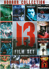 Horror Collection: 13 Film Set (DVD, 2013, 3-Disc Set) FREE SHIPPING