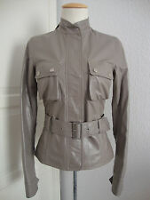BELSTAFF DINAMIC JACKET LADY LEATHER Damen Lederjacke Gr.34-36 NEU mit ETIKETT