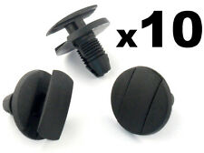 Clip a Tassello in Plastica Fissaggio Passaruota Parafanghi per Peugeot x 10
