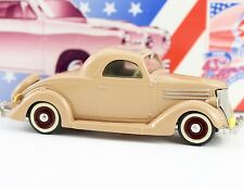 1936 Ford 3 Window Coupe American Classics 43rd Avenue 1:43 Diecast ENGLAND