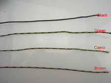 240 Metre x 45 LB Lead Core-Various Colours-Carp Fishing Line-Free Shiping to UK
