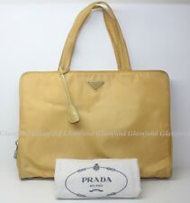 Authentic PRADA™ NYLON DOCUMENT BAG / HANDBAG