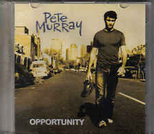 Pete Murray-Opportunity Promo cd single