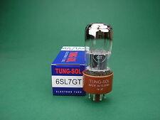 6sl7gt Tung-Sol TUBO NUOVO/6sl7 Tube/VALVE NEW - > amplificatore TUBI