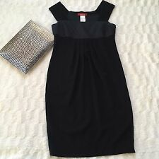 MAX MARA STUDIO Black Sleeveless Formal Dress Italy Size US 12 42