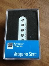 Seymour Duncan SSL-1 Vintage CA 50's RWRP Pickup For Stratocaster 11201-01-rwrp