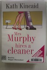 Mrs Murphy Hires a Cleaner by Kath Kincaid: Unabridged Cassette Audiobook (C4)