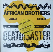 "African Brothers: Zulu Child - 12""-Maxi-Single"