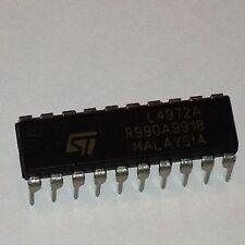 St Microelectronics l4972a commutation régulateur (2 pièces)