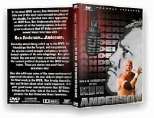 Ken Anderson Shoot Interview Wrestling DVD,  WWE TNA