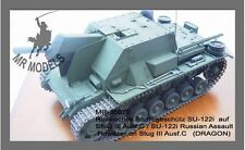1/35th MR Models Soviet Assault Howitzer SU-122i