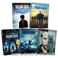 Falling Skies Complete TV Series Seasons 1 2 3 4 5 Boxed / DVD Sets NEW!