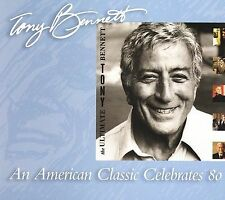 The Ultimate Tony Bennett by Tony Bennett (Vocals) (CD, Oct-2000, Columbia/Lega…