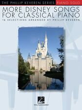 More Disney Songs Classical Piano Phillip Keveren Series Learn Play Music Book