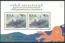 RSA/South Africa 1997 Fish/Marine/Coelacanth/Conservation m/s ref:b7826