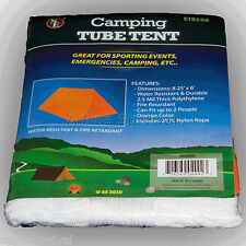 Lot of 10 - 2 Person Tube Tent - Space Saver!