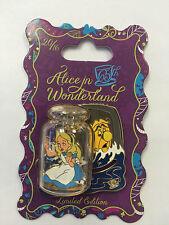 Disney Parks Alice in Wonderland 65th ALICE in slider Bottle LE Pin