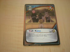 Carte Naruto Left Alone rare !!!