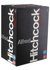 Alfred Hitchcock - 14 Disc Box Set | Vertigo / The Birds | New | Sealed | DVD