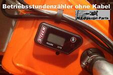 Contador de horas funcionamiento sin cable KTM 250 EXC-F # motor