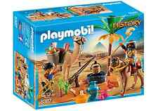 Playmobil Egypt Ref 5387 NEW, Soldiers Egyptian Camel y Accessories, Desert