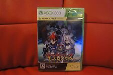 NEW! Ginga Force Xbox 360 Japan Import Region Free SHMUP