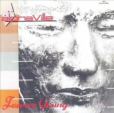 Forever Young by Alphaville (German) (CD, Nov-1989, Atlantic (Label))