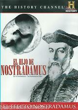 El Hijo De Nostradamus / Son Of Nostradamus DVD NEW The History Channel SEALED