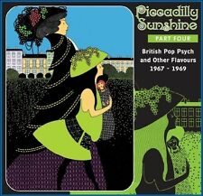 VARIOUS - Piccadilly Sunshine Pt. 4. Past & Present CD